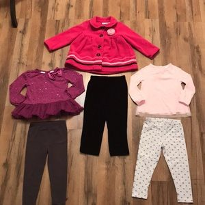 ✨3 2T/24 MN. 👧🏻 GIRLS OUTFIT •BUNDLE• SET✨